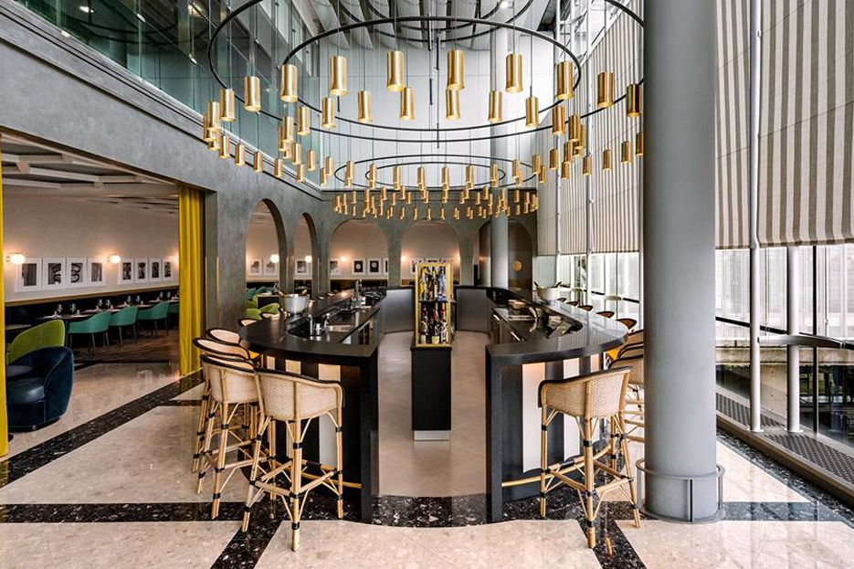 The Best Fine Dining Airport Restaurant Can be Found at Paris Charles De Gaulle