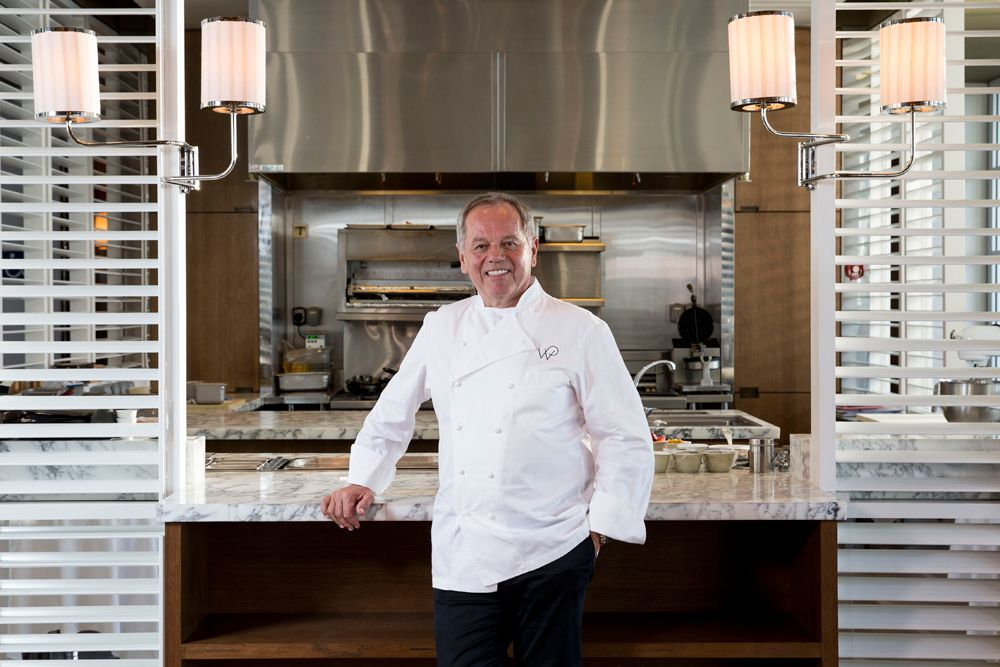 Is There Anything That Still Challenges Celebrity Chef Wolfgang Puck?