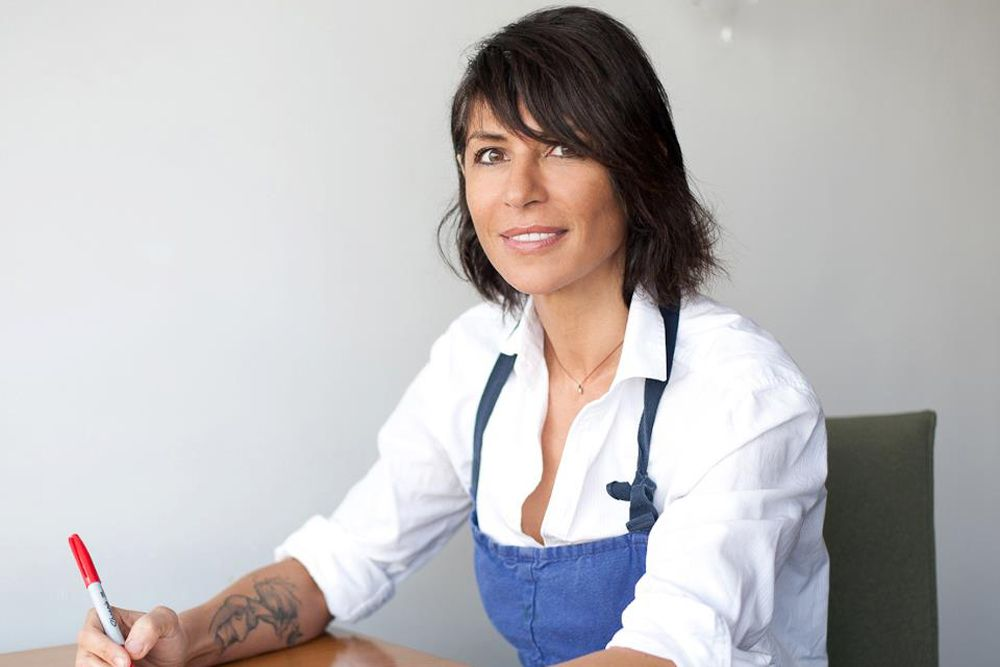 Dominique Crenn crowned World's Best Female Chef, 2016