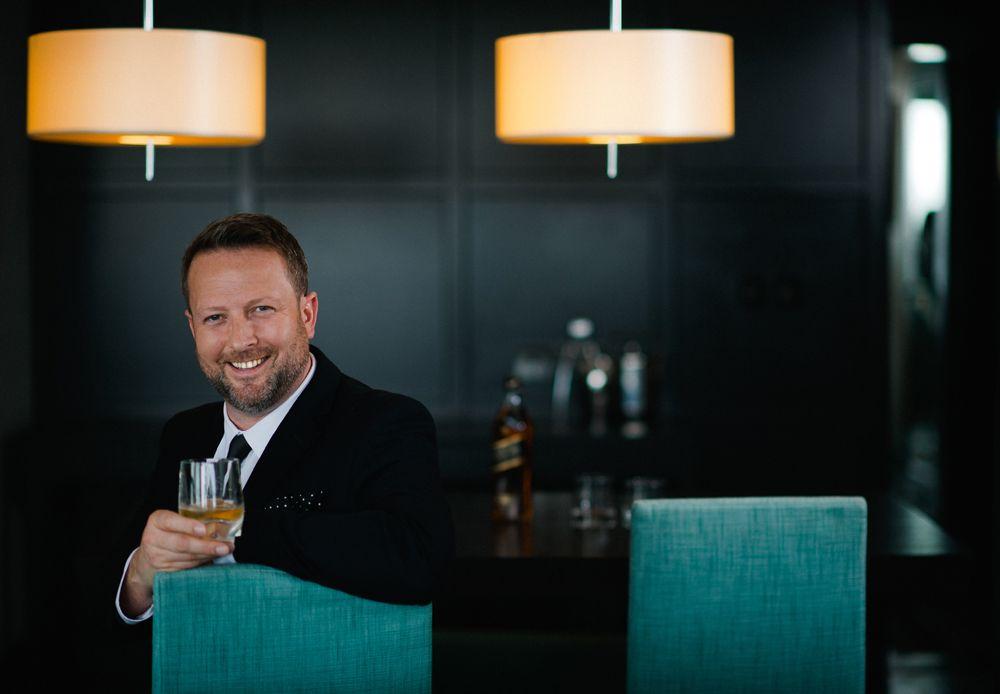 Five Minutes with Johnnie Walker's Global Brand Ambassador, Tom Jones