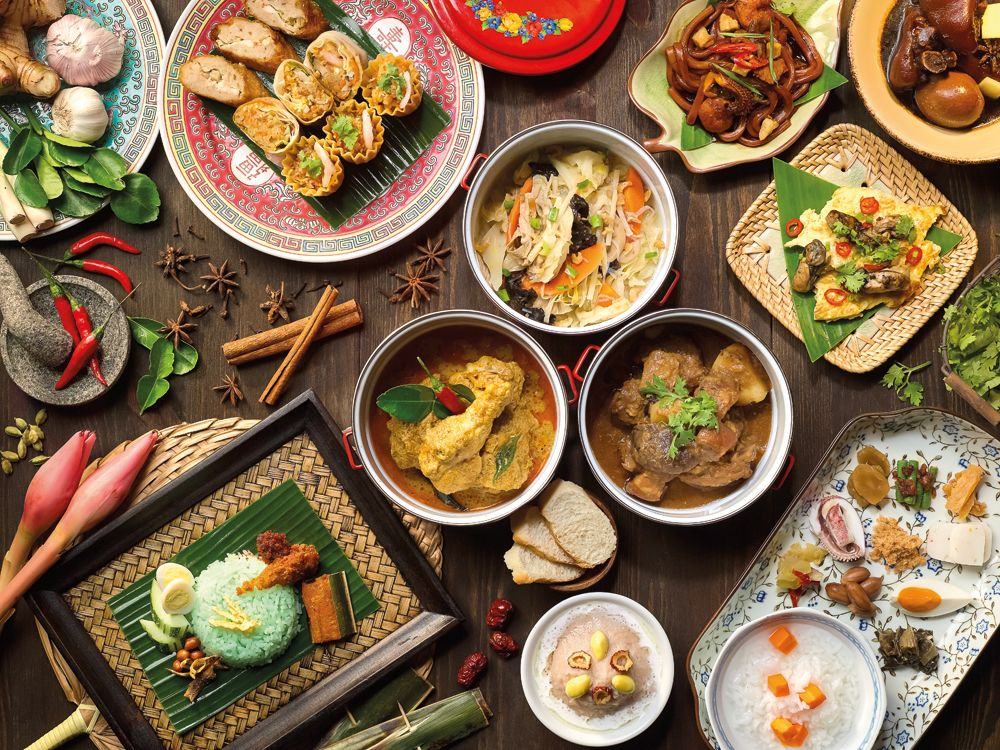 5 of the Best International Buffets in Singapore