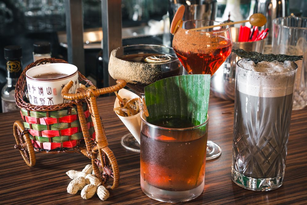 5 Of The Best Cocktail Bars In Singapore