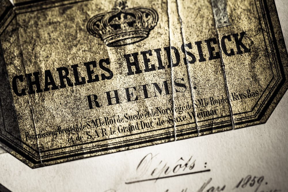Champagne Charles Heidsieck: The Gastronome's Bubbly