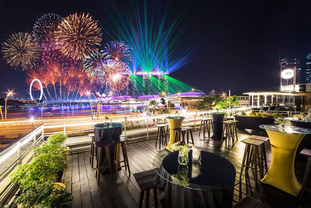 10 of the best restaurants to celebrate New Year's Eve