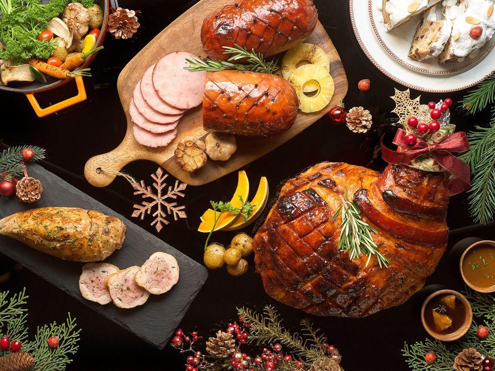 11 Of The Best Festive Menus