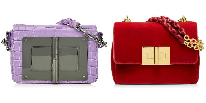 Which Of These Tom Ford Bags Matches Your Party Personality Best?