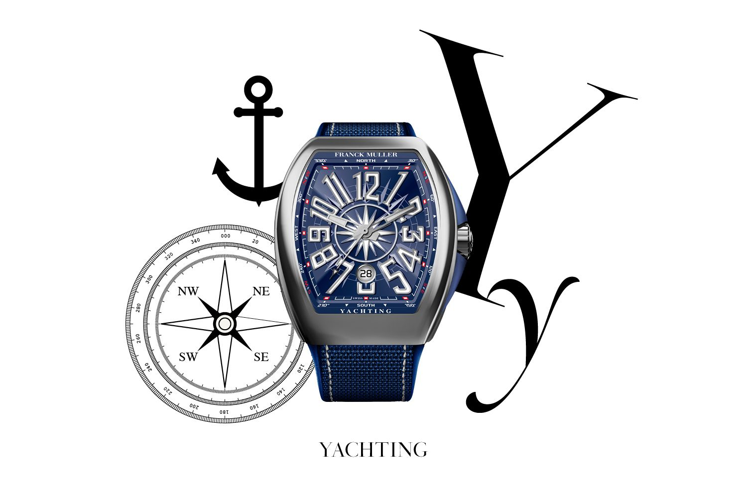 The Watch Expert's Guide: Y For Yachting