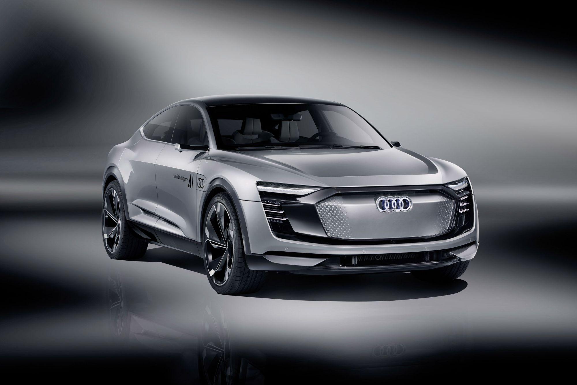 Glimpse Into The Future With Audi's AI