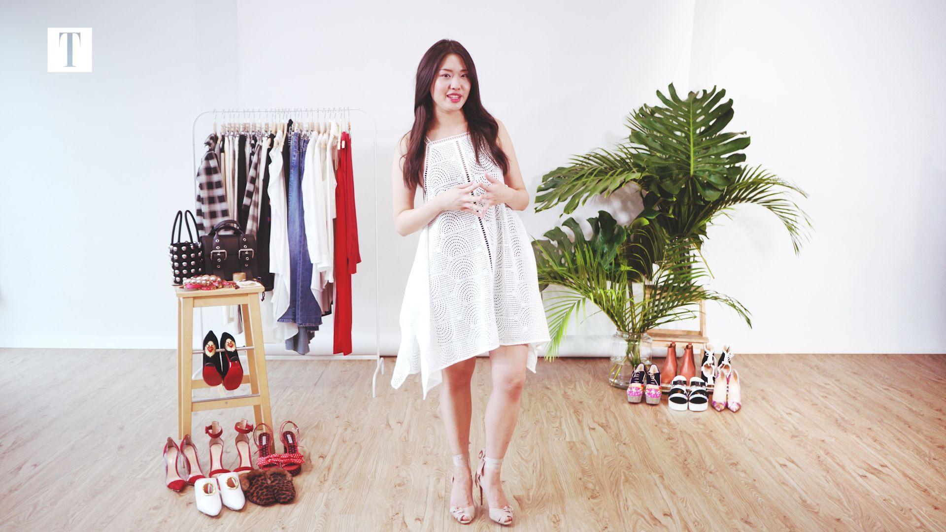 Rebecca Eu Takes On Tatler's Styling Challenge