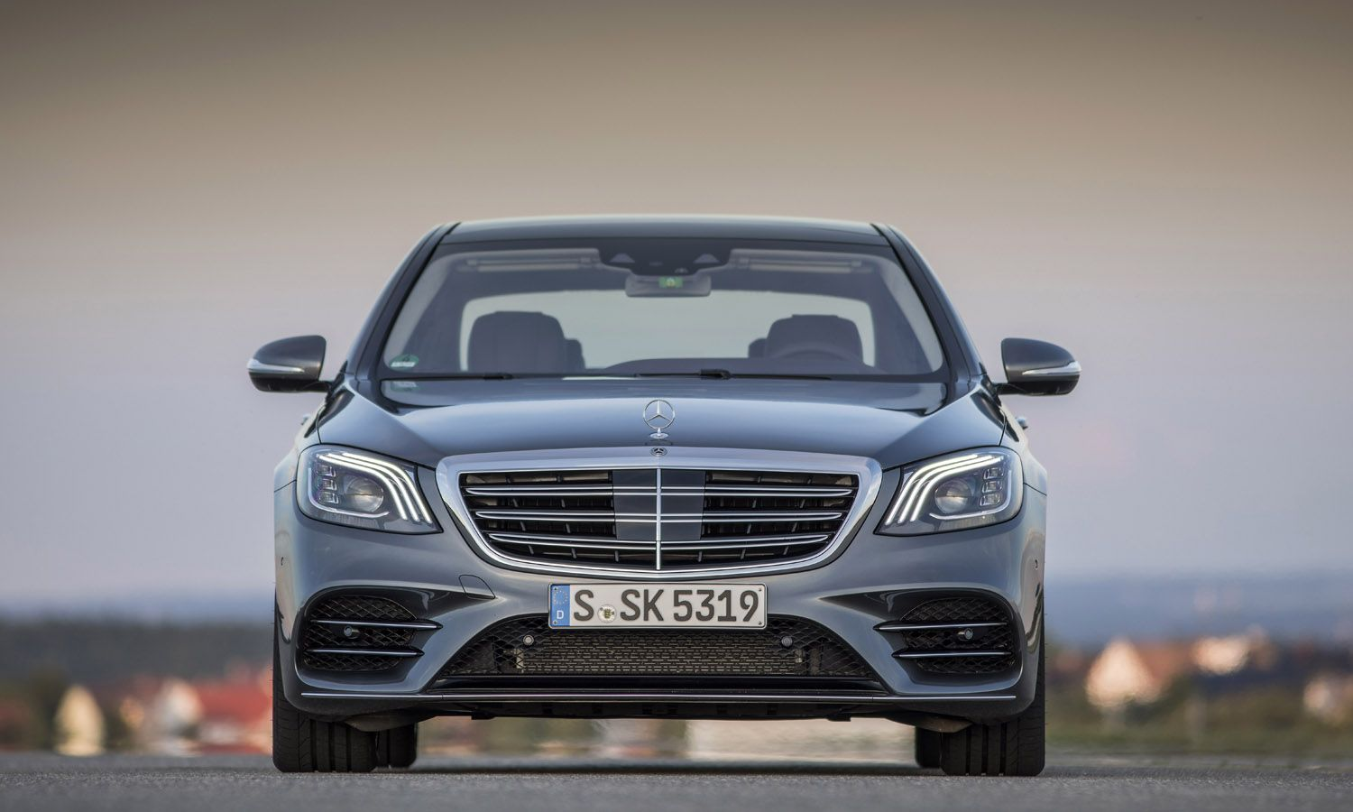 What You Need To Know About The New Mercedes-Benz S-Class
