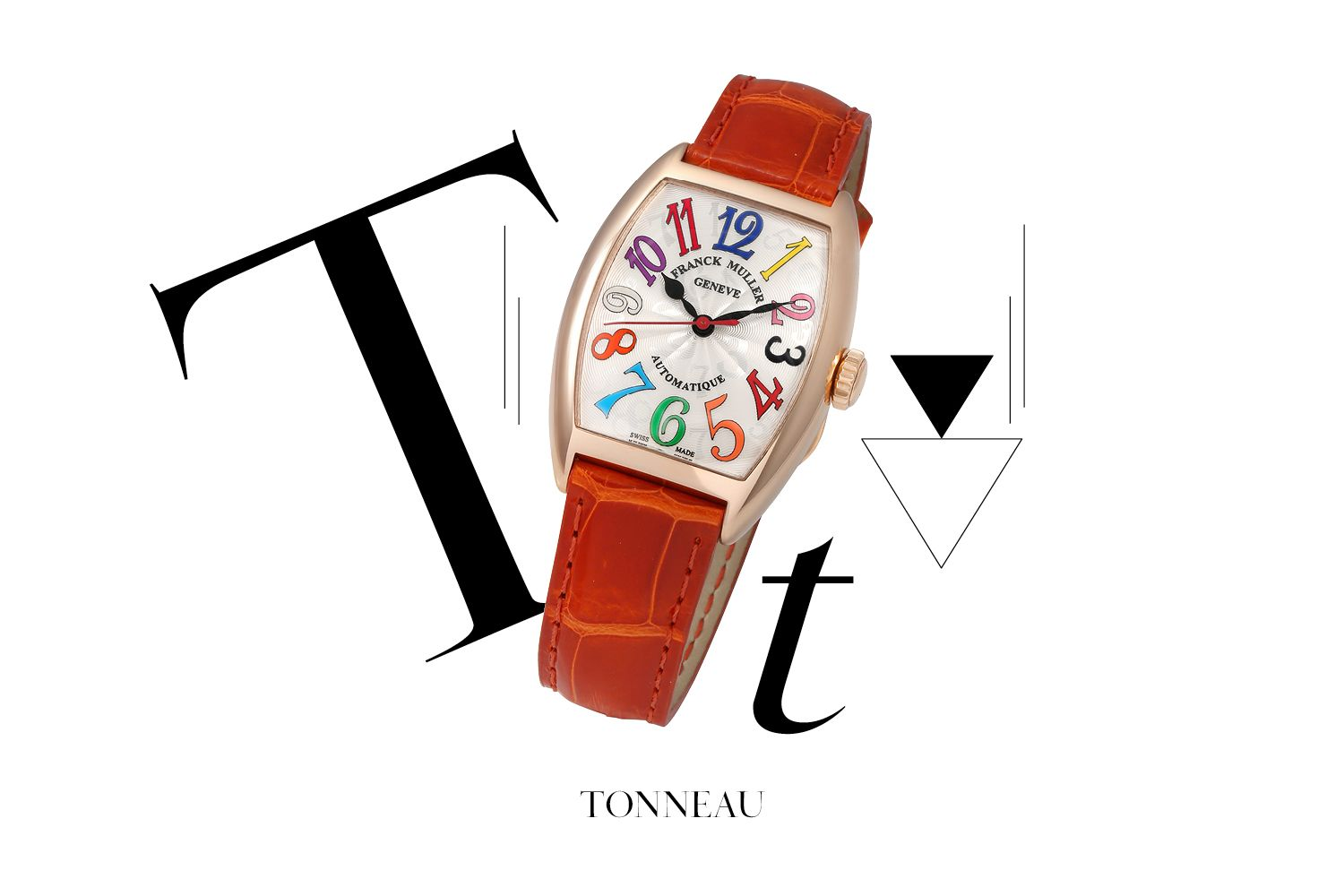 The Watch Expert's Guide: T For Tonneau