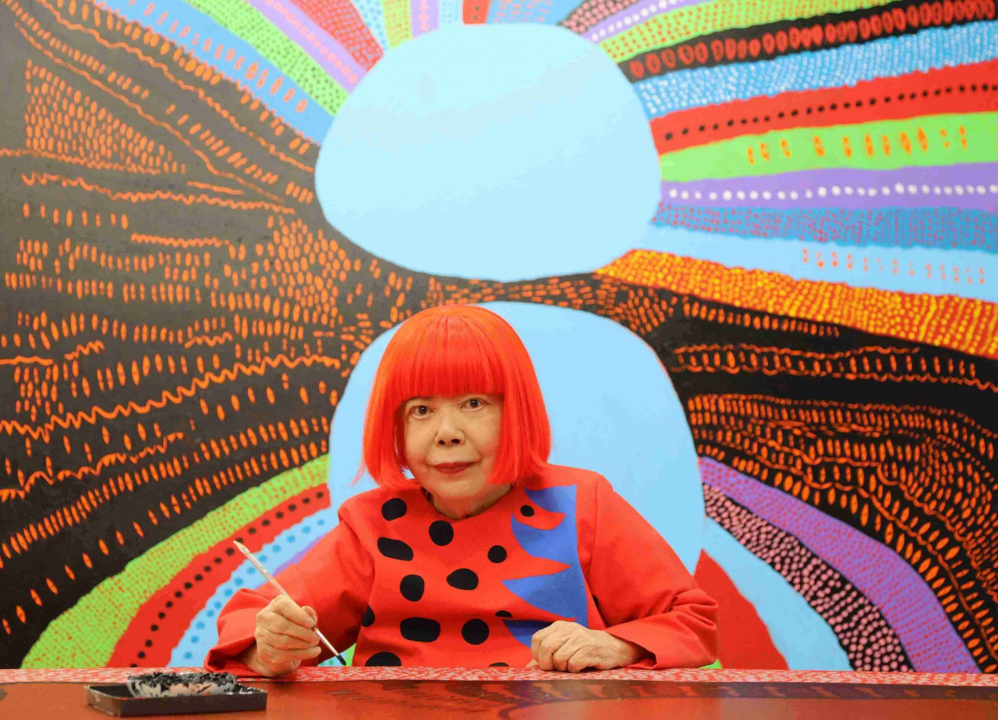 Next Stop For Yayoi Kusama? A Museum In Tokyo