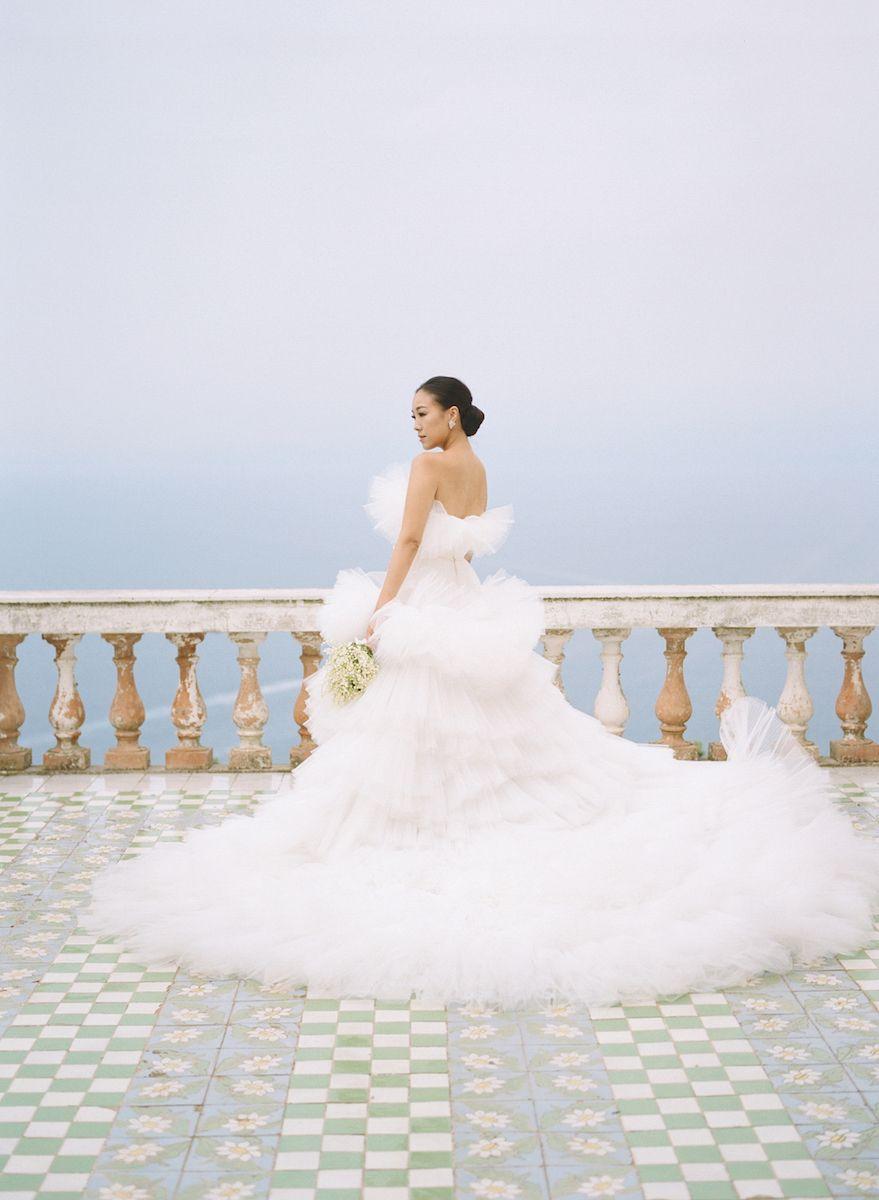 """Giambattista Valli Designed My Wedding Dress"""