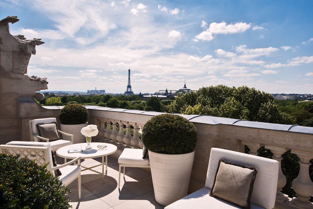 Hotel Review: Tatler Checks Into... Hôtel De Crillon
