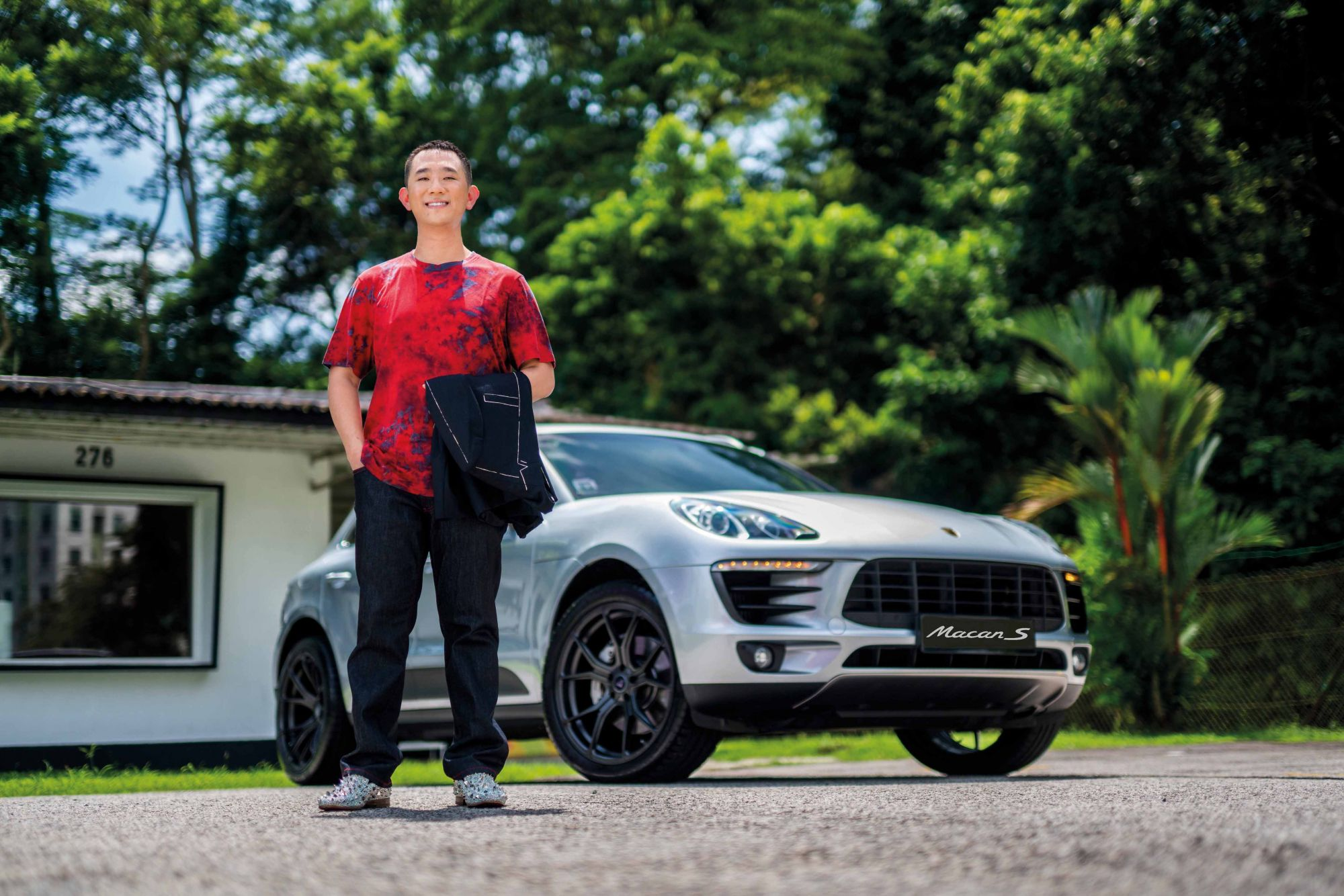 Why The Porsche Macan S Is A Great Sports Car For Families