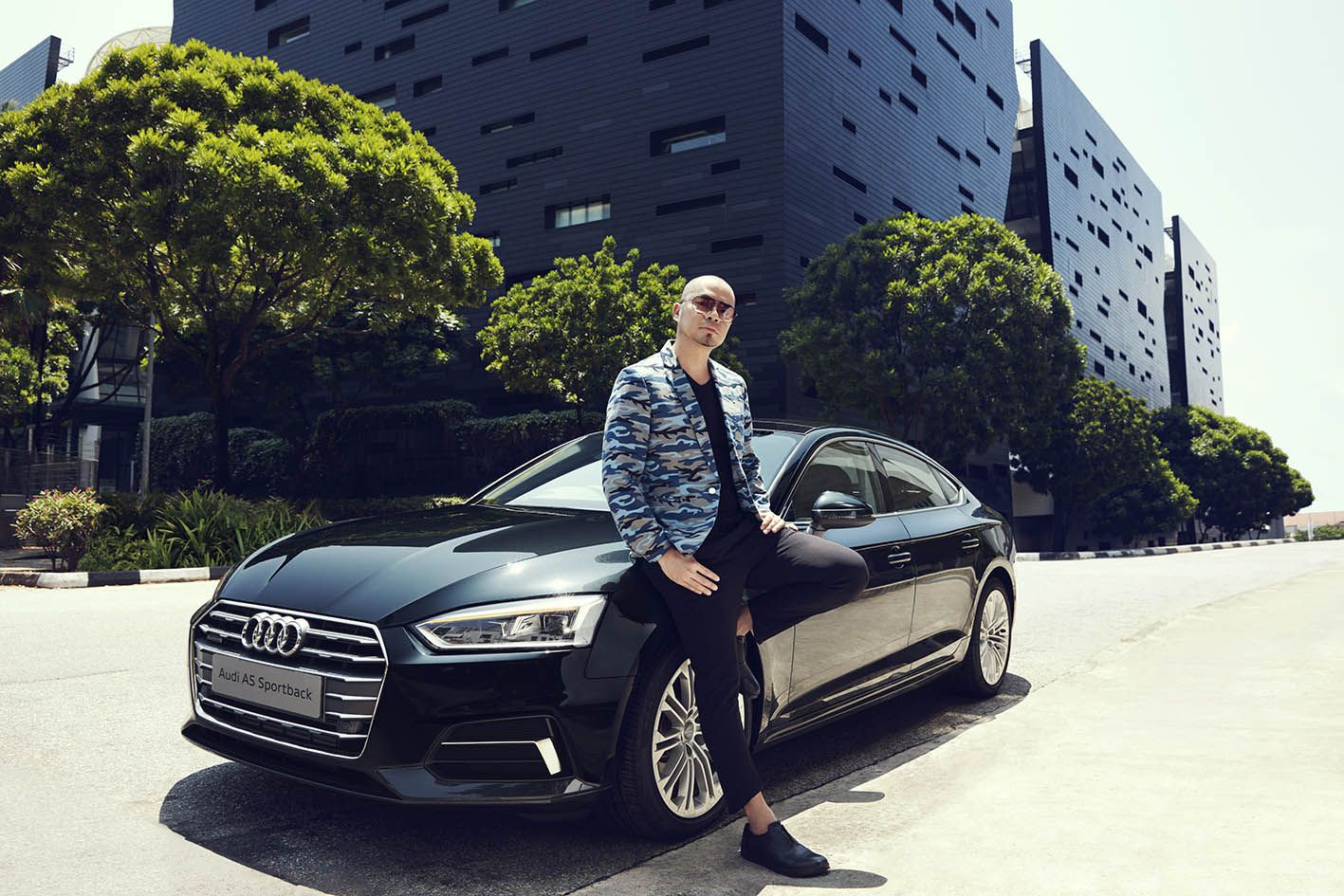 A Truly Singaporean Journey In The Audi A5 Sportback