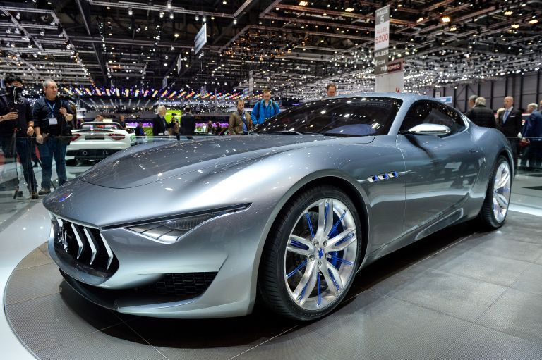 Ready To Drive An All-Electric Maserati?