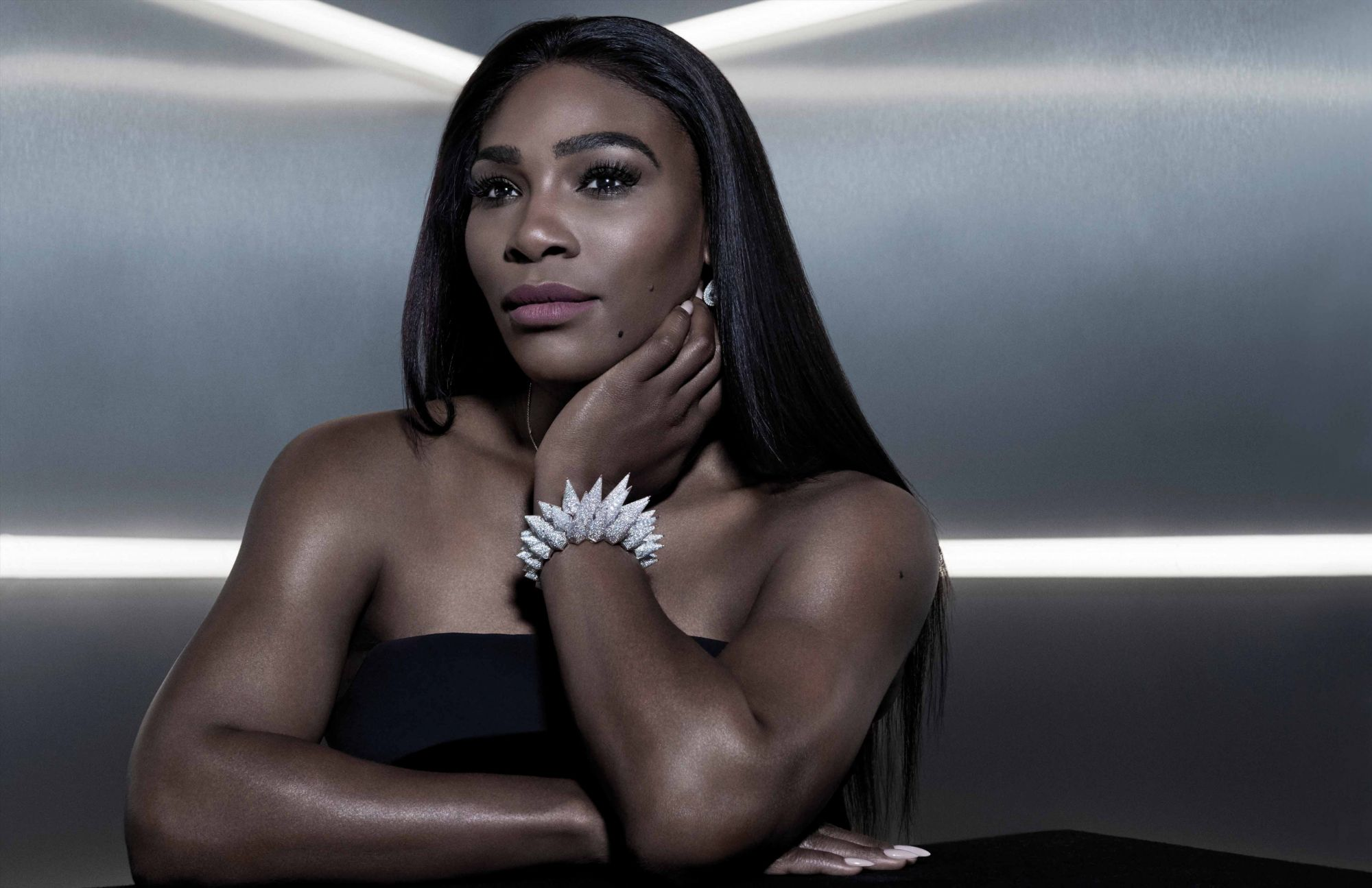 5 Minutes With... Serena Williams, Audemars Piguet's New High Jewellery Ambassador