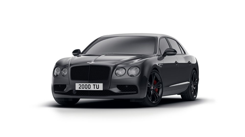 See Bentley S Flying Spur V8 S Black Edition Singapore Tatler