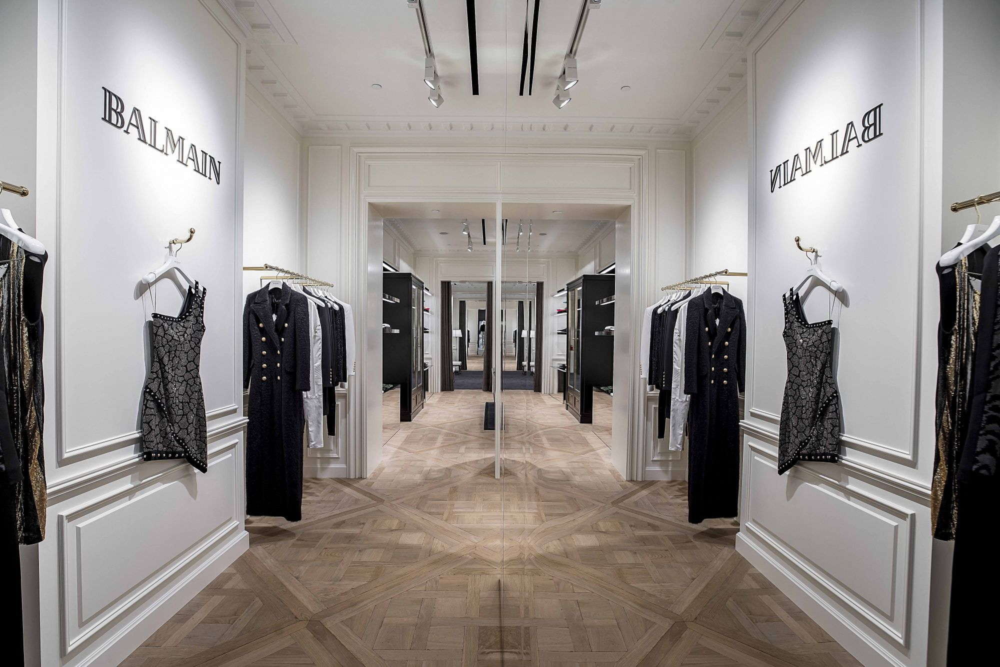 e7fa5c6ffc1 Everything You Need To Know About The New Balmain Store In Singapore ...