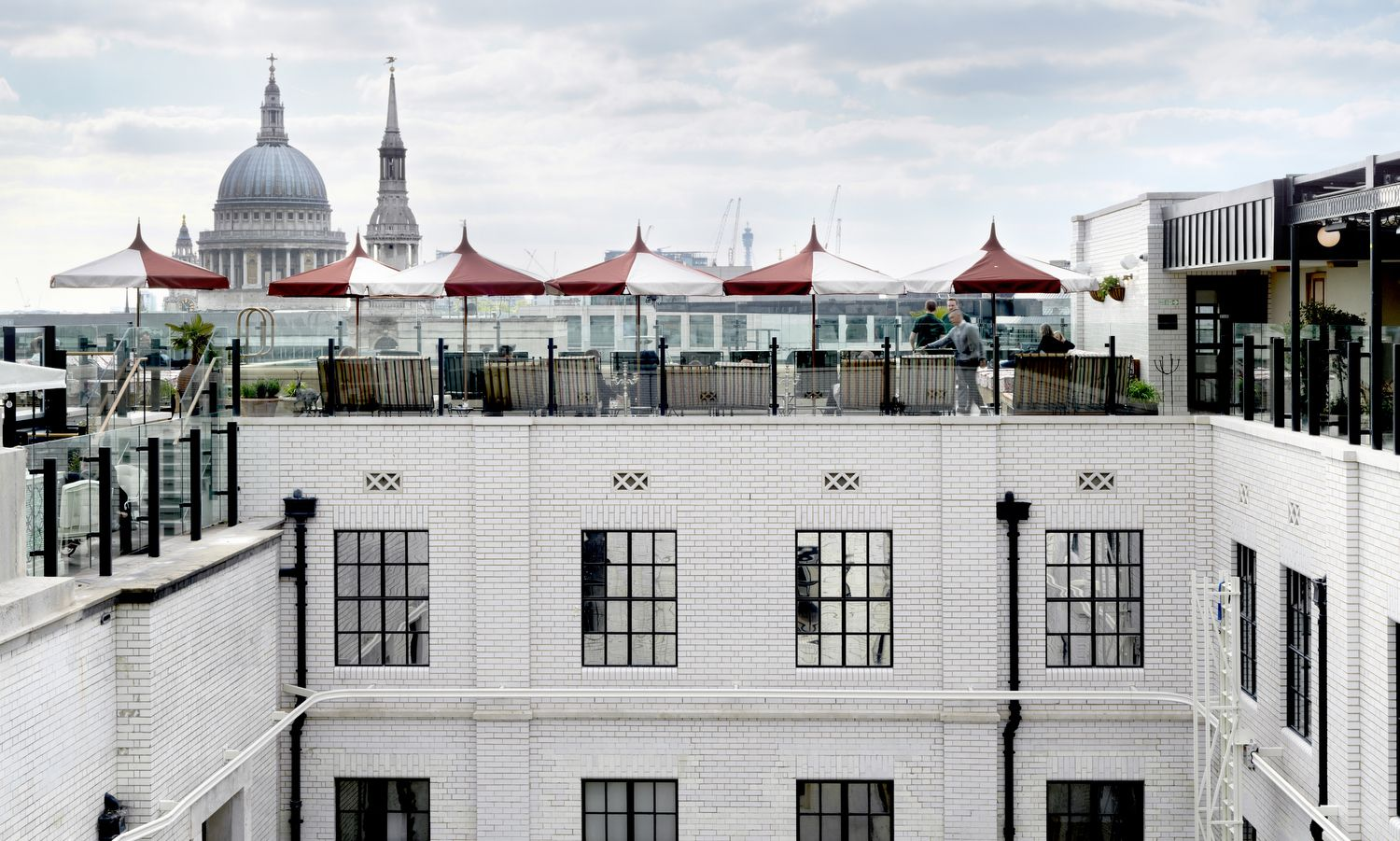 Heading To London? These Are The Hottest New Luxury Hotels