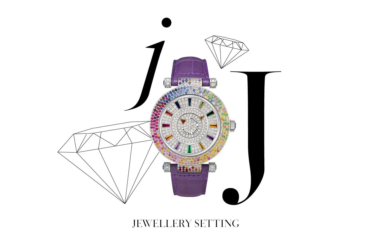 The Watch Expert's Guide: J For Jewellery-Setting