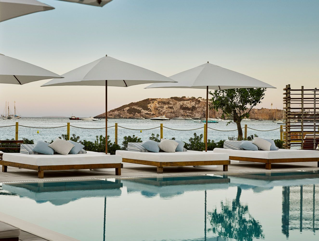 Hotel Review: Tatler Checks Into... Nobu Hotel Ibiza Bay