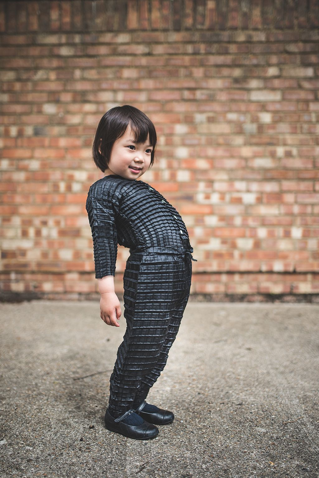 Chic Children's Clothing That Grow With Your Little One