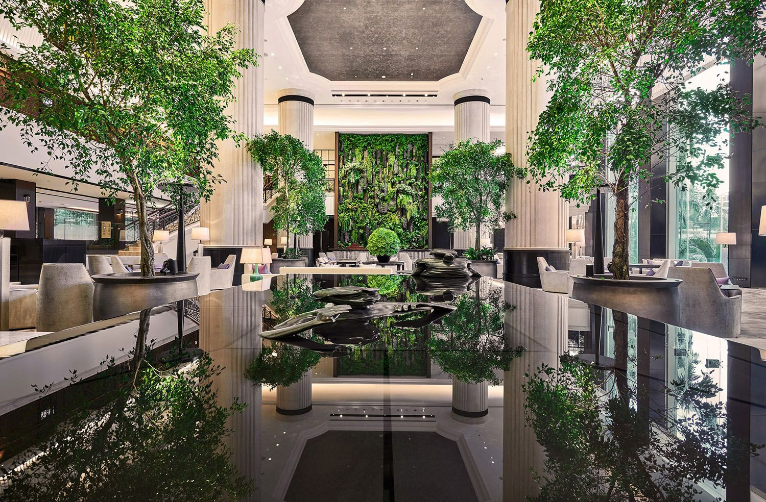 Hotel Review: Tatler Checks Into... Shangri-La Hotel Singapore's Revamped Tower Wing