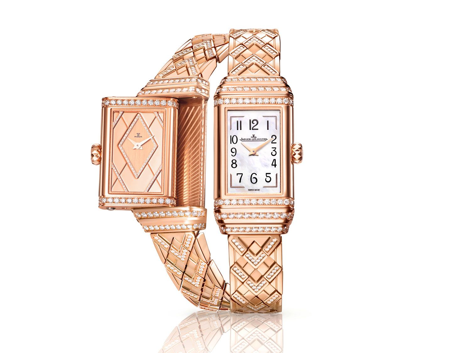 Jaeger-LeCoultre's Reverso One Duetto Is Inspired By Art Deco