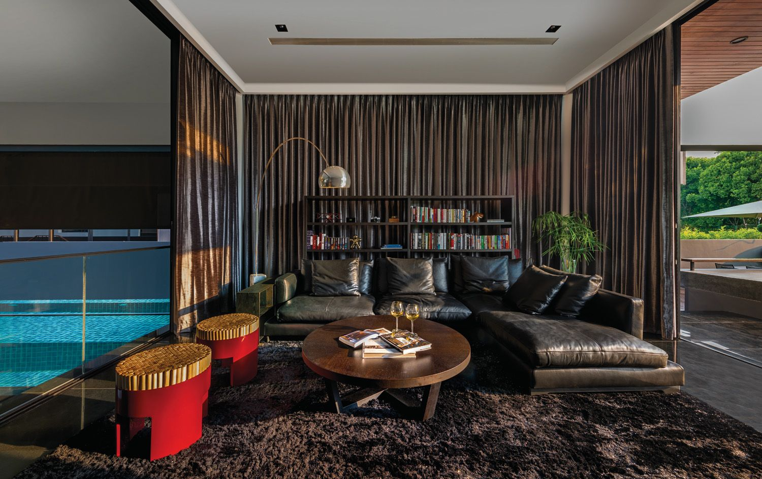 Renaissance Planners and Design nordic style home living area