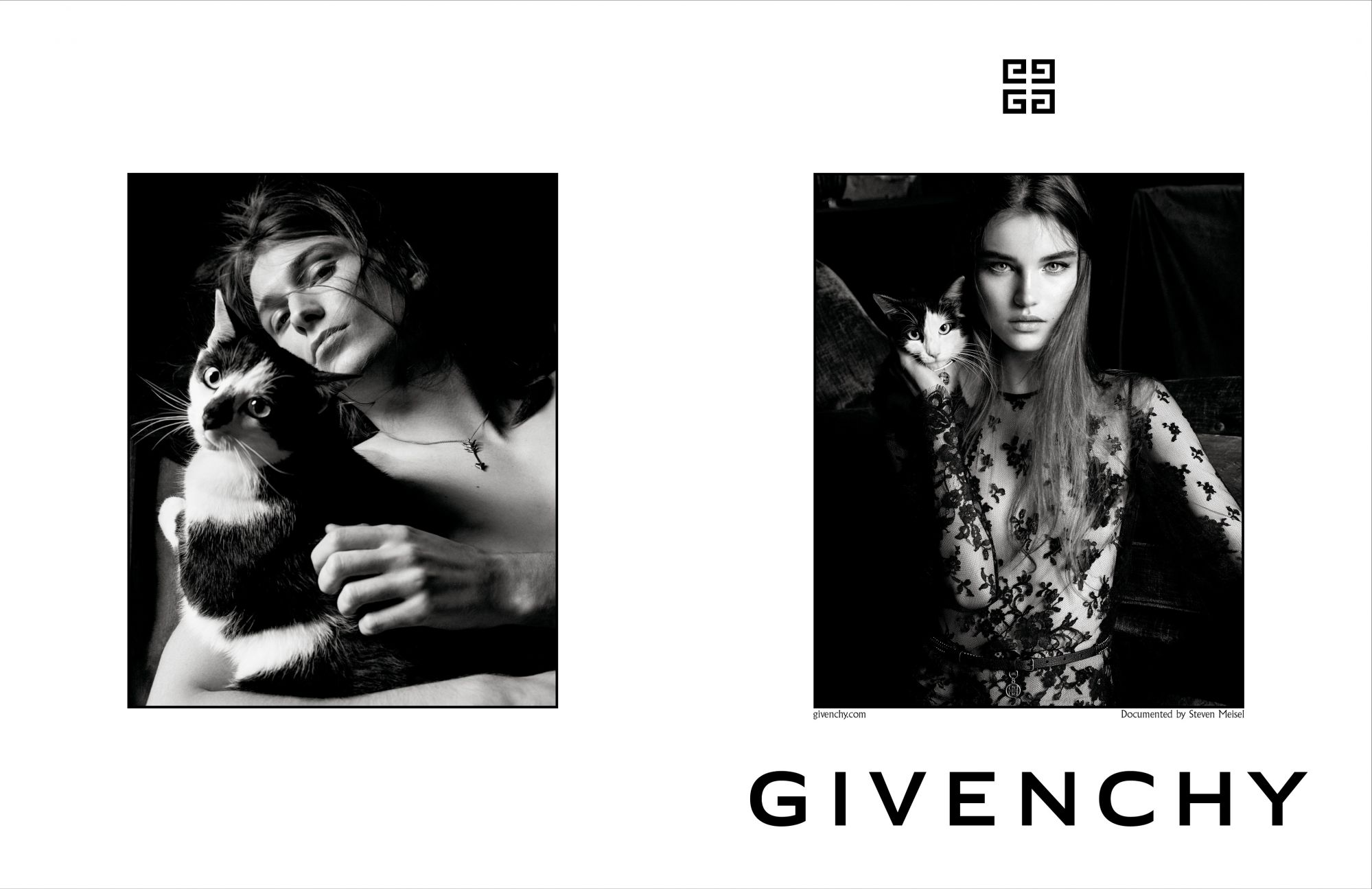 Givenchy Unveils First Campaign Under Clare Waight Keller