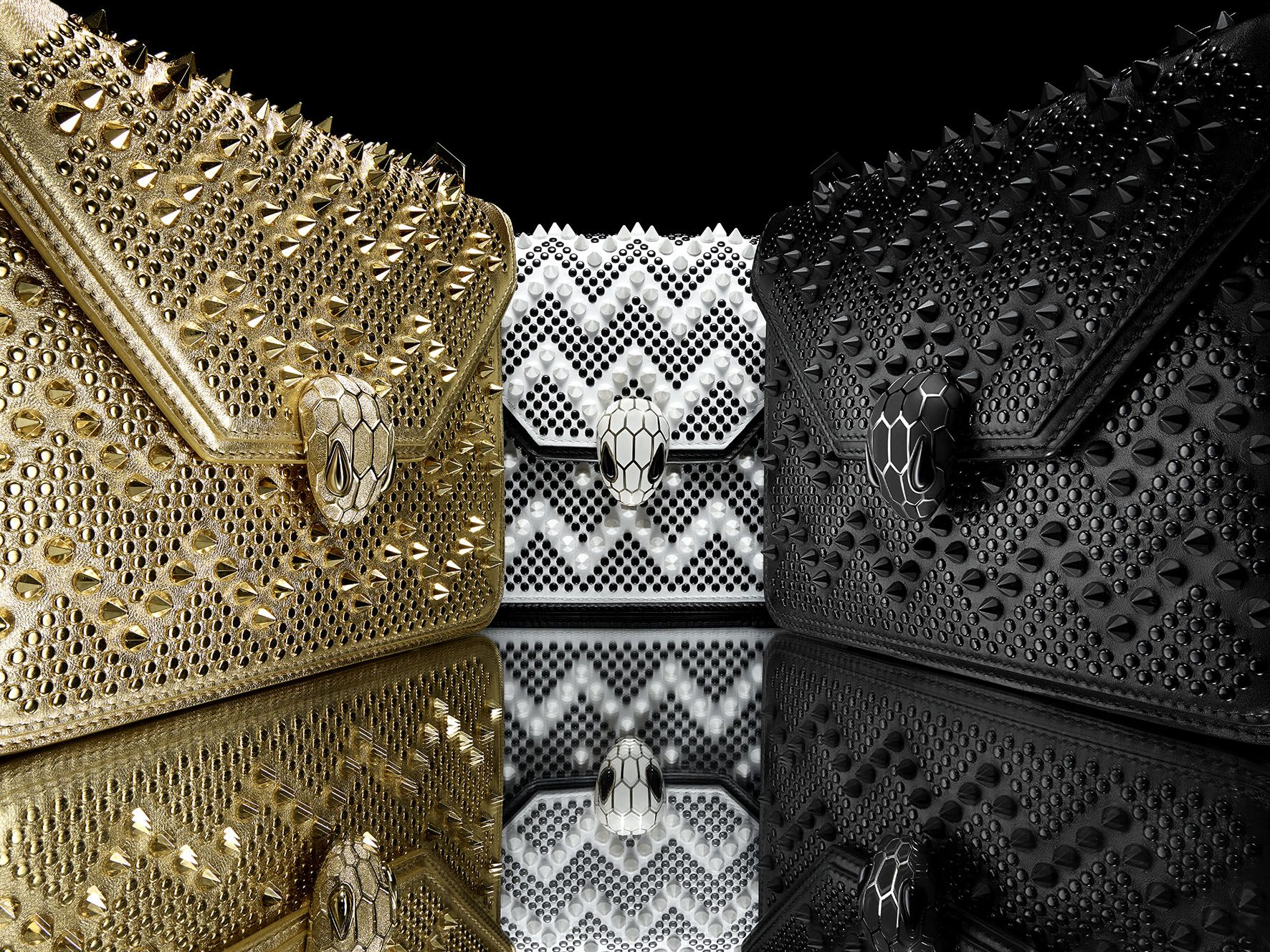 Bulgari's Iconic Serpenti Forever Gets The Nicholas Kirkwood Touch