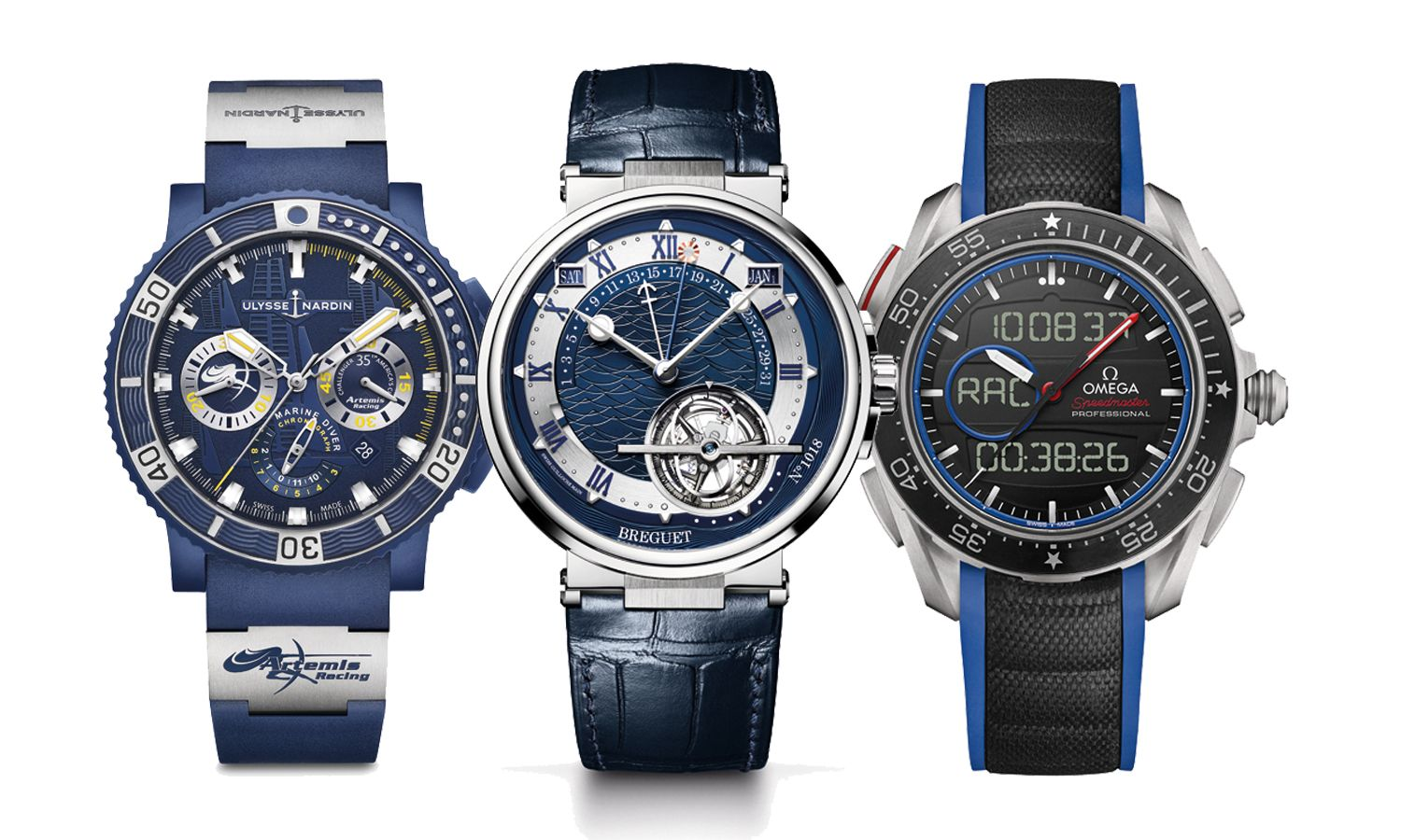 7 Watches For The Sailing Enthusiast