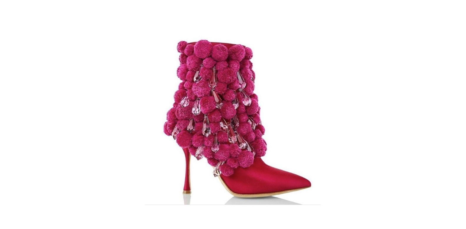 These Are Manolo Blahnik's Most Expensive Shoes Yet
