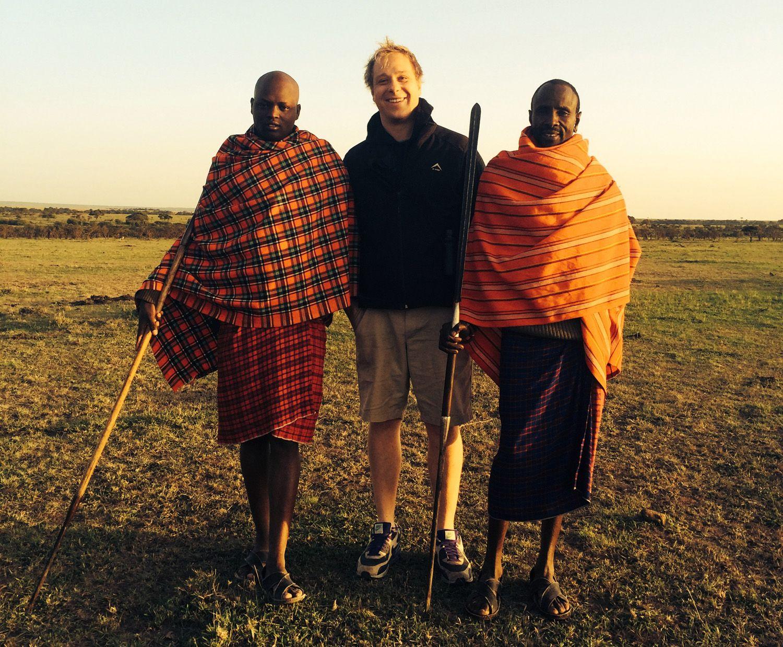 How I Travel: Nico Heath Of Lightfoot Travel