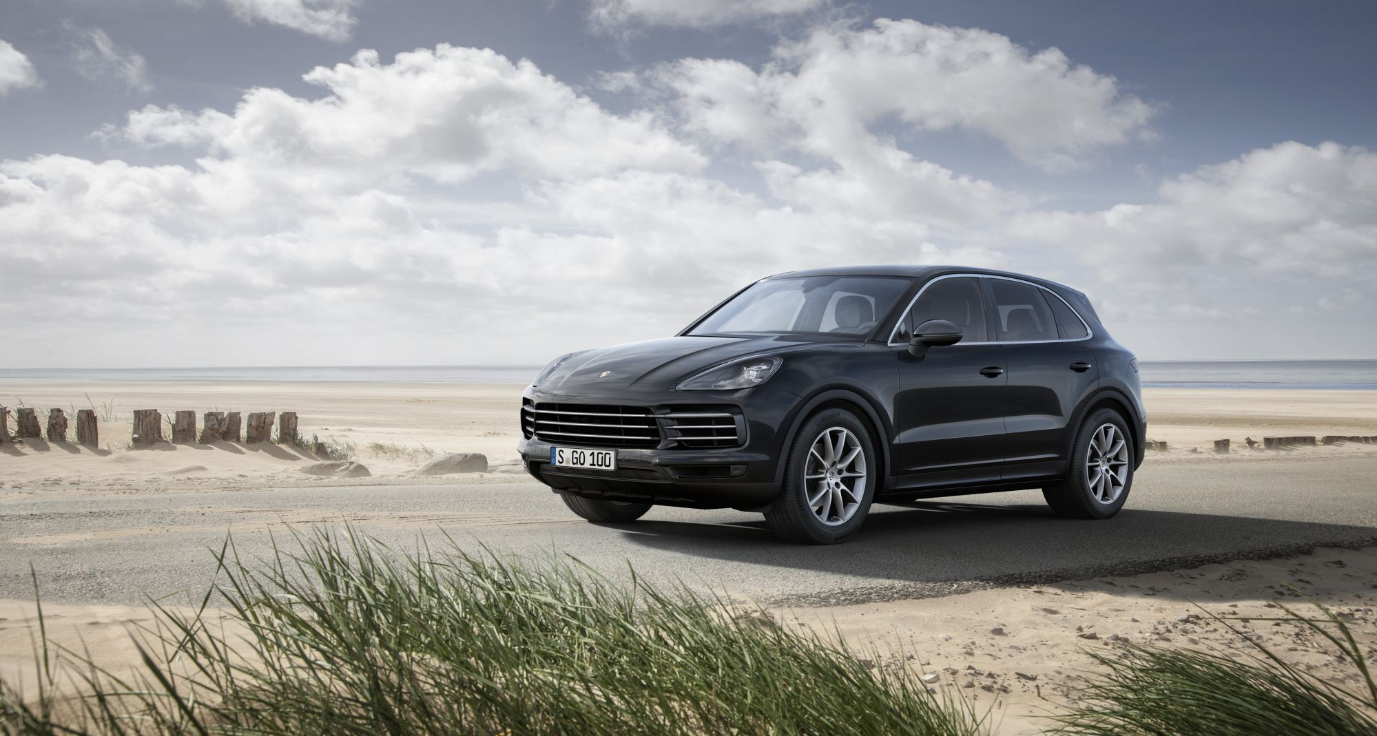 Meet The Sportiest Porsche Cayenne Yet