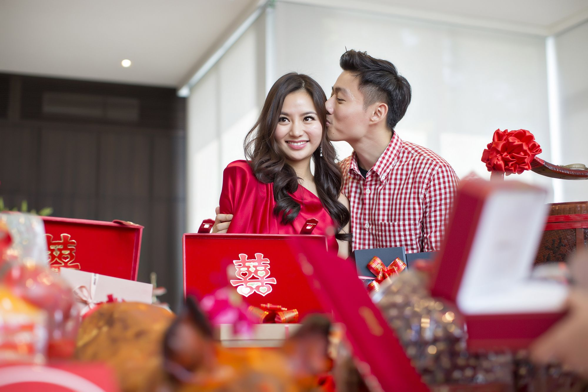 The Best Moments From Cheryl Wee And Roy Fong's Pre-Wedding Festivities