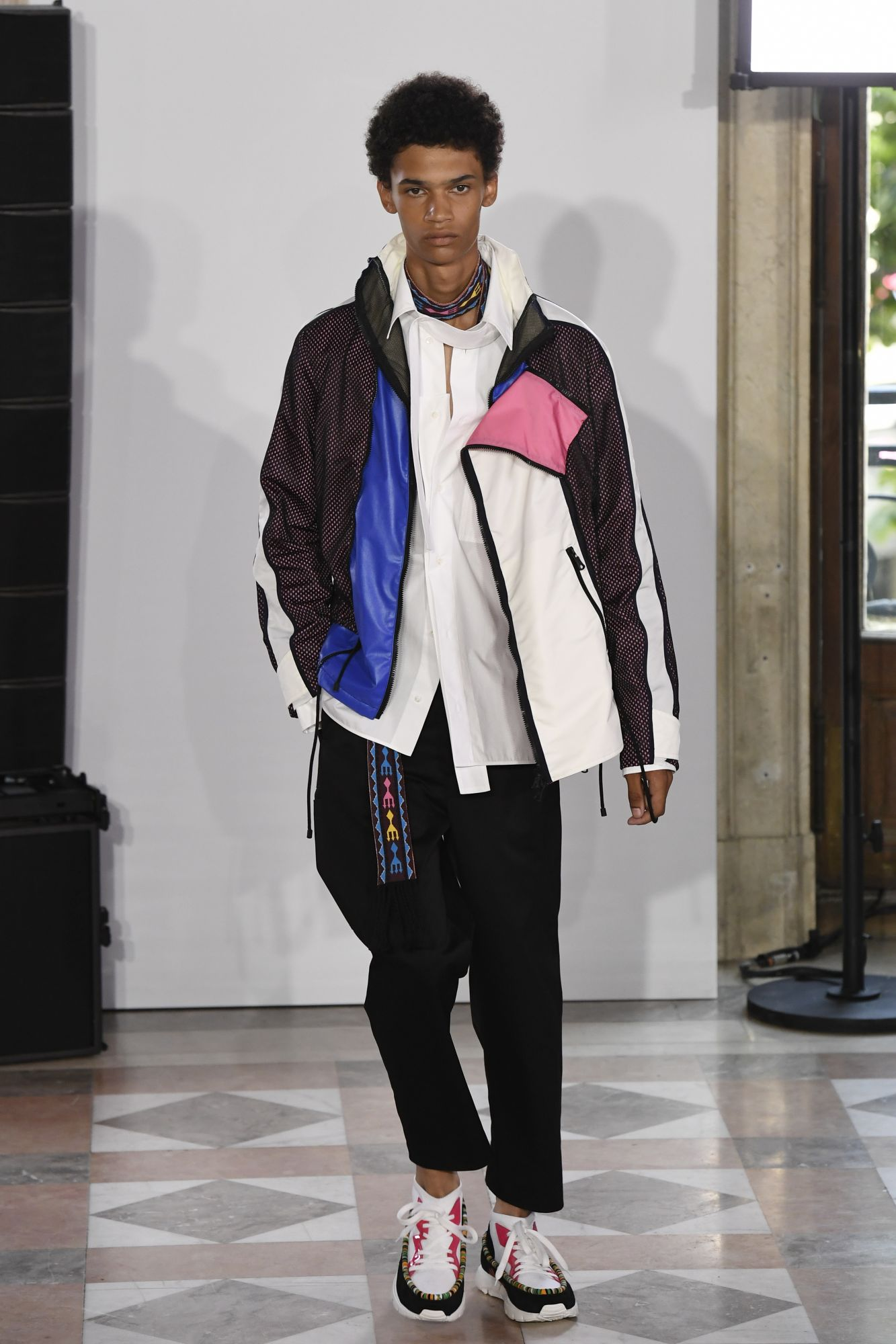 35b66f818bb The Hottest Trends From Paris Men s Spring Summer 2018 Fashion Week ...
