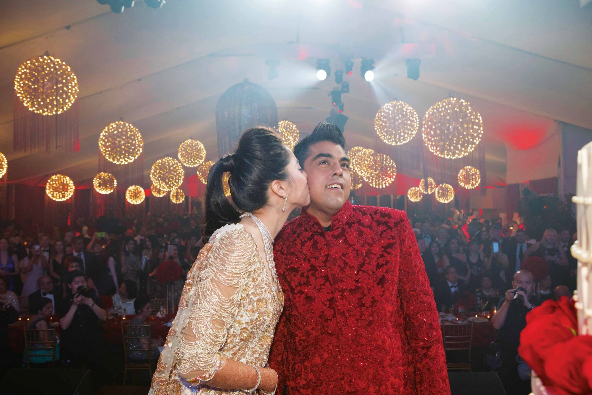 Inside Bobby Hiranandani & Shaila Tanwani's Glamorous Five-Day Wedding