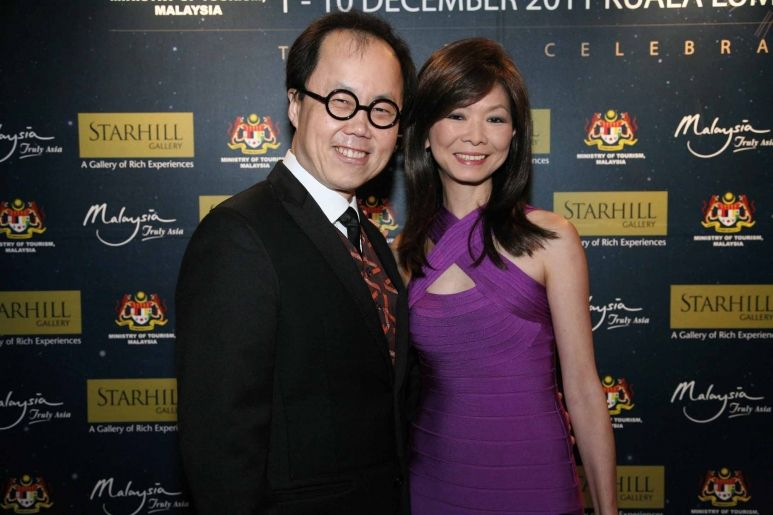 Love Letters To My Sweetheart: Dolly & Bernard Cheong