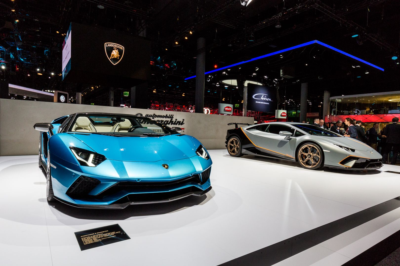 6 Must See Supercars From The 2017 Frankfurt Motor Show