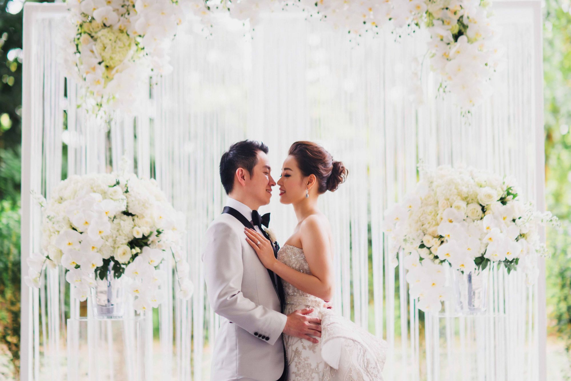 Love At First Blush: Lily Mai & Keith Loo