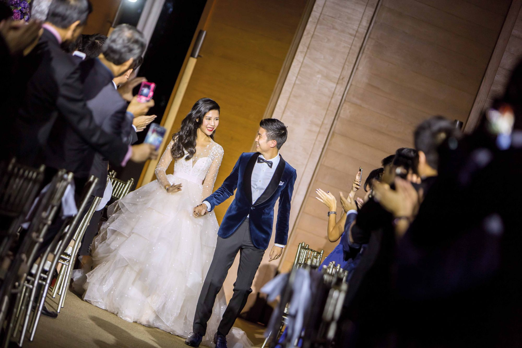 A Picture-Perfect Union: Florence Lee & Damian Xiao