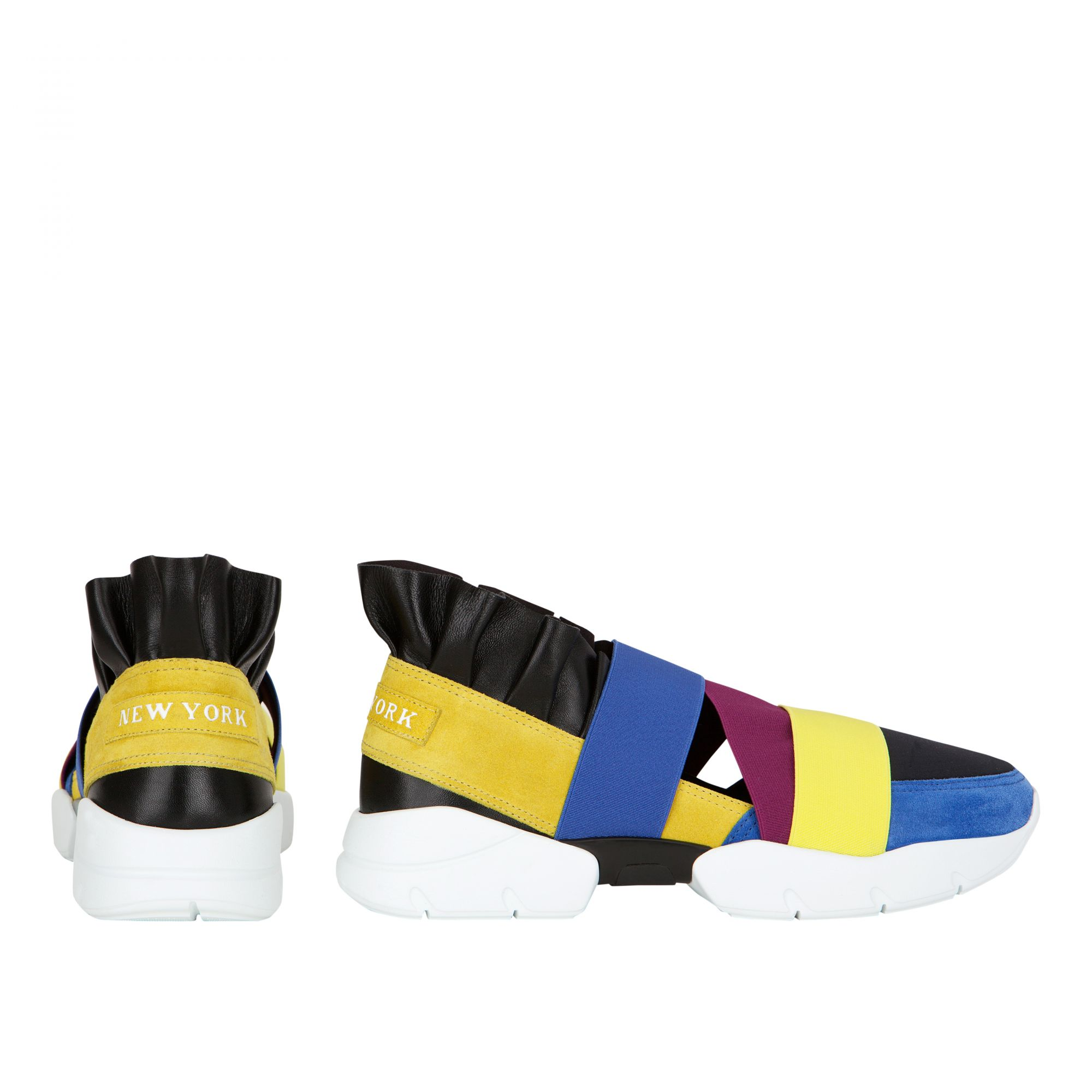 """Emilio Pucci Launches """"Sneakers Of The World"""""""