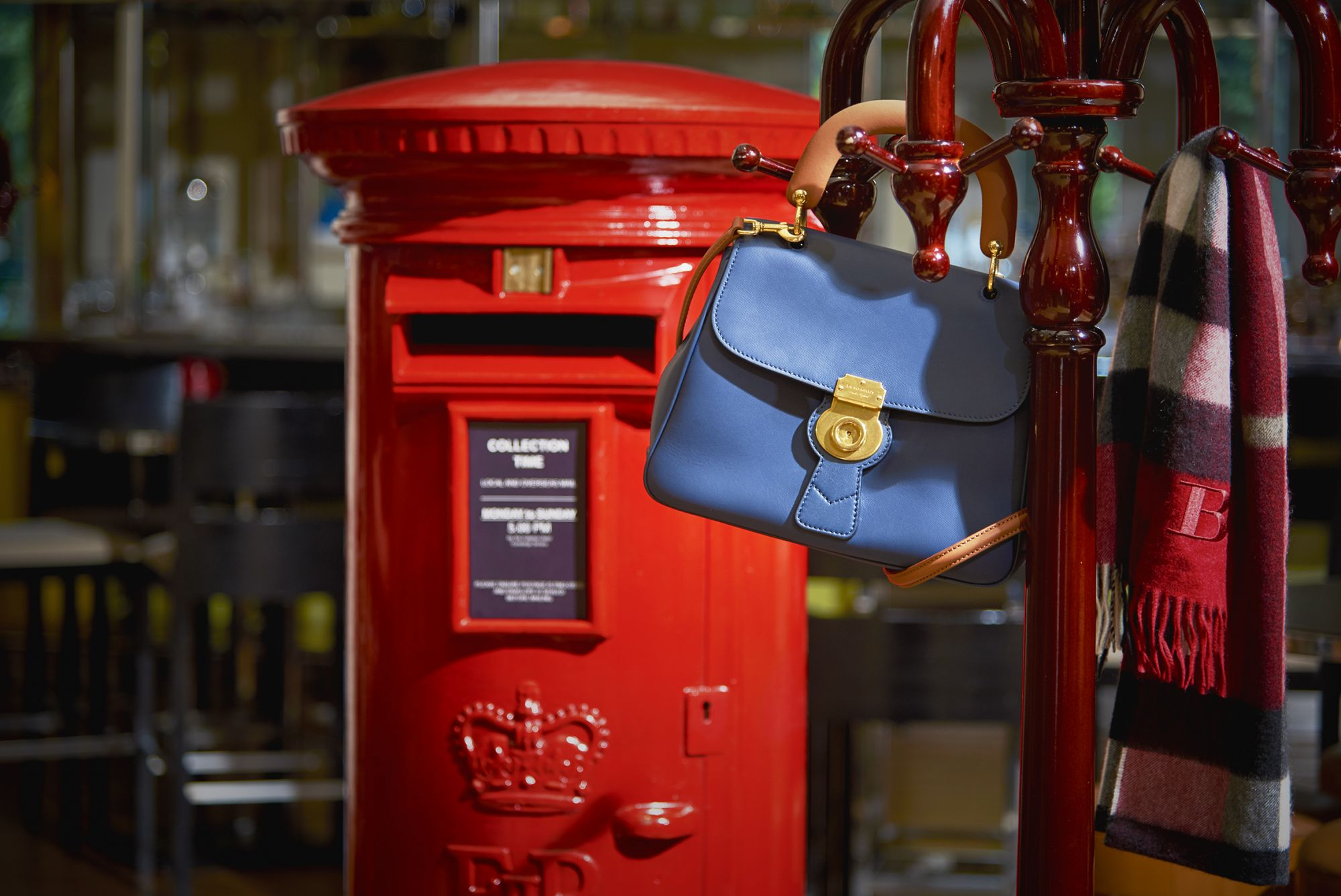 The Burberry DK88 Guide To The Best Brit Spots In SG