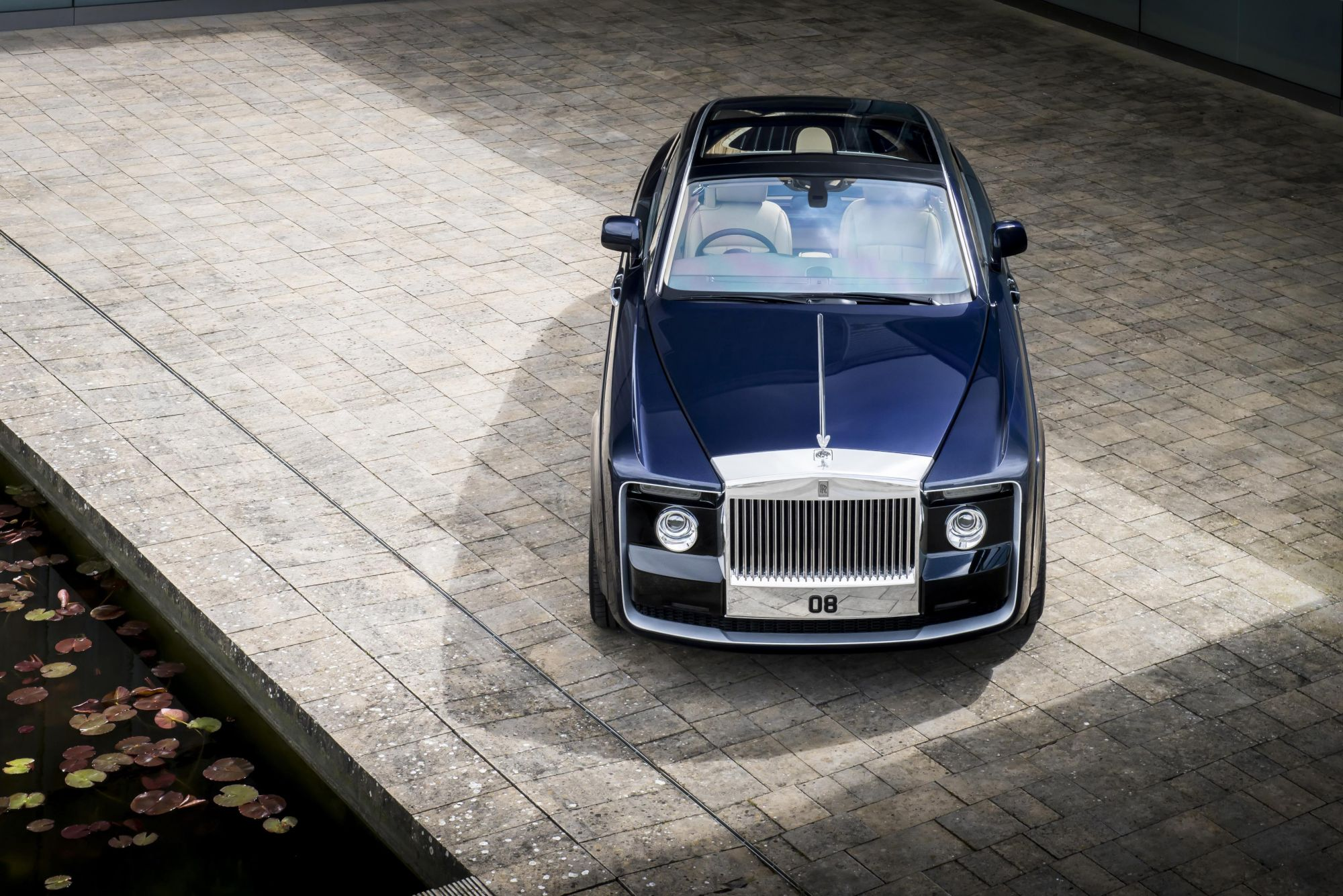 Is The Rolls-Royce Sweptail The Future Of Cars?