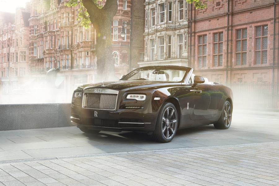 The Most Outrageously Exclusive Rolls Royce Yet