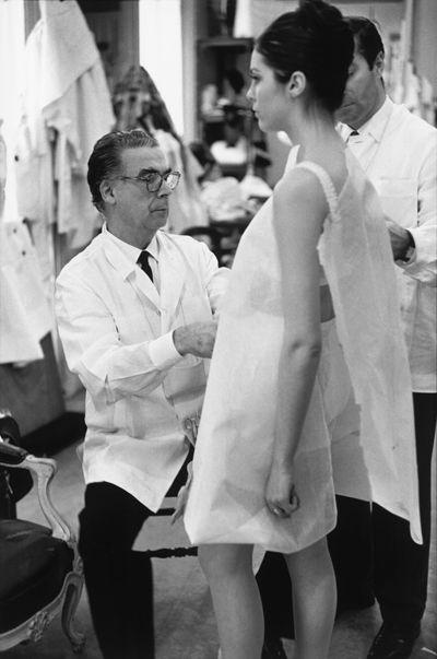 A Look Back At The Balenciaga Legacy
