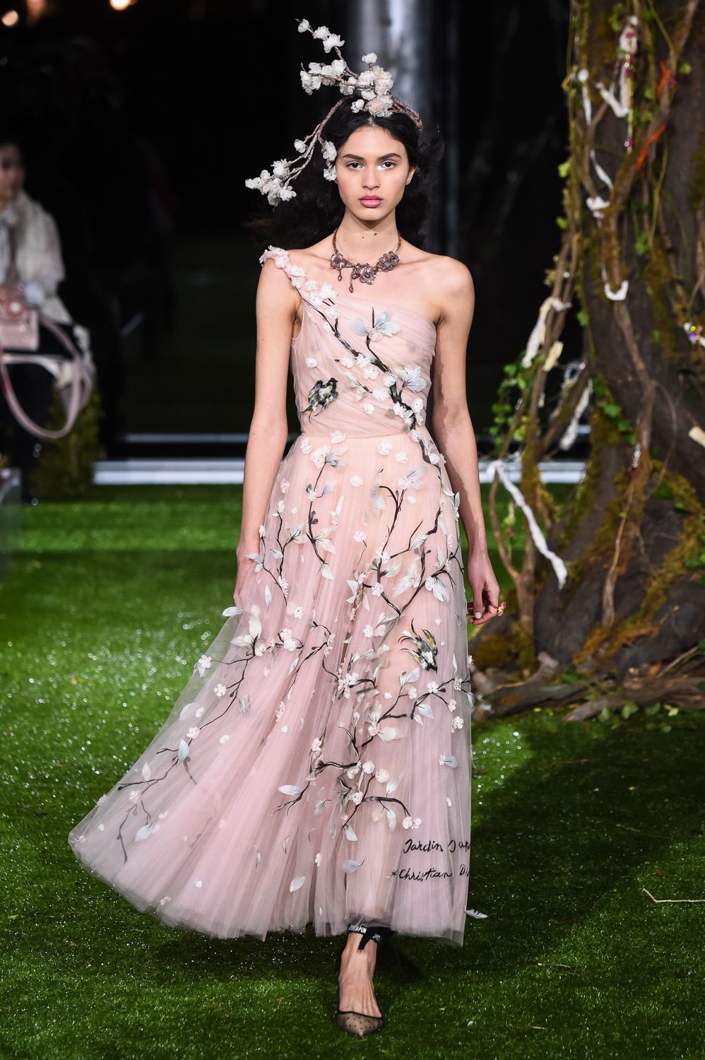8 Sakura-Inspired Haute-Couture Dresses For Spring